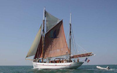 Les Croisières sur Notre Dame des Flots en 2017