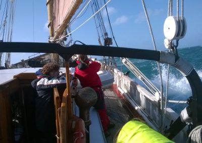 Voyage 2015 – Cap pour le Spitzberg… Aber Wrac'h - Notre Dame des Flots