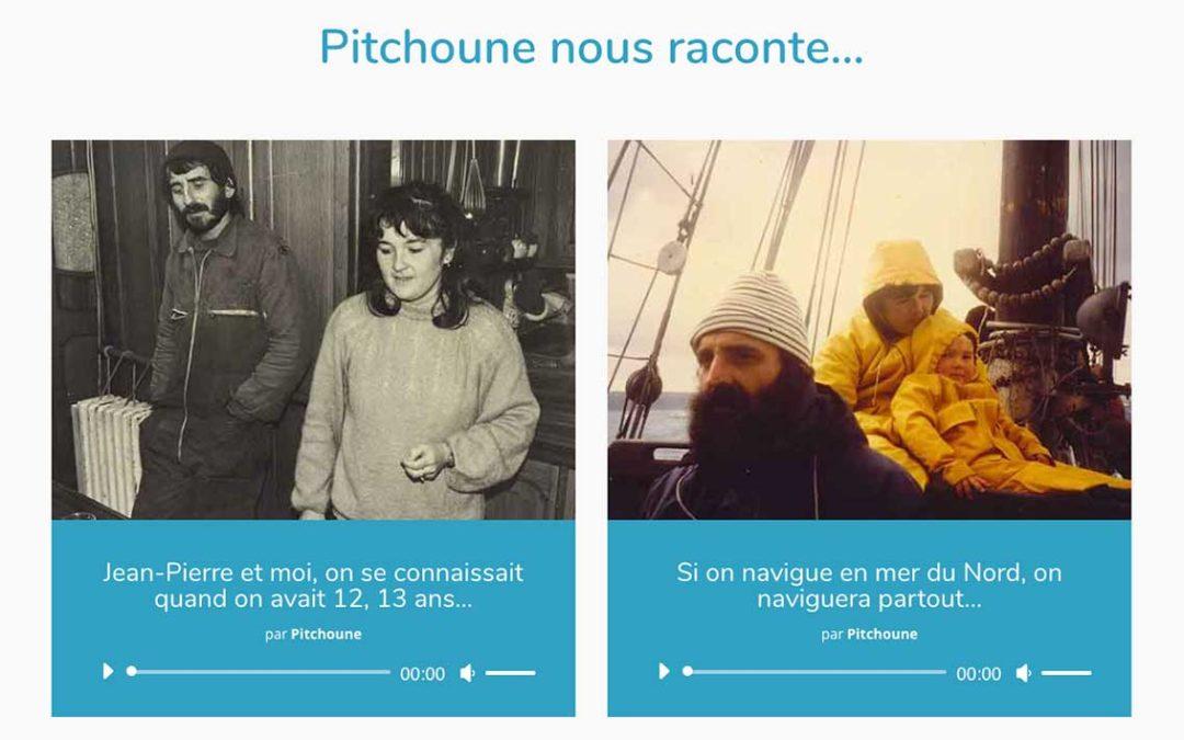 Découvrez 4 histoires du Notre des Flots racontées par Pitchoune